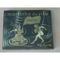 Martinho Da Vila Enredo Cd Novo E Lacrado