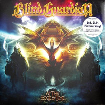 Blind Guardian-at The Edge Of Time (2 Picture Lp) [vinyl Lp]