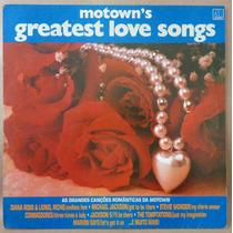 Motown´s Greatest Love Songs Lp Nac Usado Vários Artistas 92