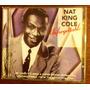 Nat King Cole Unforgettable Cd Original