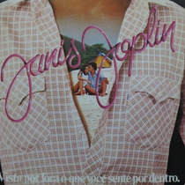Janis Joplin - A Woman Left Lonely - Me Compacto Vinil Raro
