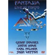 Dvd Asia: Fantasia Live In Tokyo