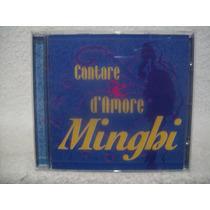 Cd Amedeo Minghi- Cantare D