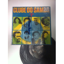 Lp Vinil Clube Do Samba Vol 2