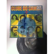 Lp Vinil Clube Do Samba Vol 2