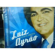 Luiz Ayrão-porta Aberta -novo-original-lacrado!!!
