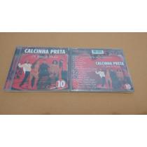 Cd Calcinha Preta Vol.10 Lacrado Frete Gratis