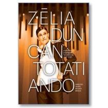 Dvd Zélia Duncan Totatiando Novo Original Nfe