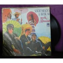 Lp - Vinyl - Sergio Mendes & Brasil 66 - Look Aroun