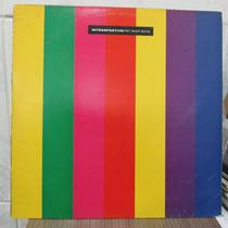 Lp Pet Shop Boys Introspective Exx Estado + Encarte