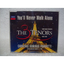 Cd Single The 3 Tenors- You