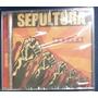 Cd Sepultura - Nation - Novo Lacrado