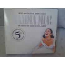 Cd / Dvd Mamma Mia Importado Edição Especial Frete Gratis