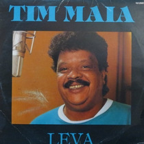 Tim Maia - Leva - Compacto Vinil Raro