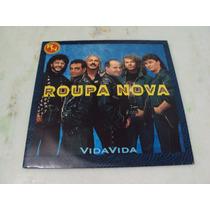 Lp Roupa Nova - Vida Vida (p) 1994 C/ Encarte (novissimo)
