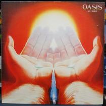 Lp Vinil - Kitaro - Oasis - 1988 - Zerado