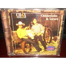 Cd Chitãozinho E Xororó - Na Aba Do Meu Chapéu 1998