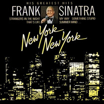 Cd - Frank Sinatra- His Greatest Hits New York New York- Lac