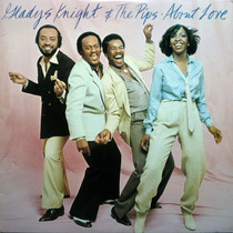 Cd - Gladys Knight & The Pips - About Love