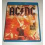Blu-ray Ac/dc - Live At River Plate ( Importado )