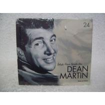 Cd Dean Martin- Coleção Folha Grandes Vozes- Lacrado