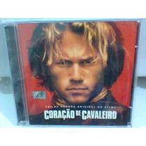 Cd Coração De Cavaleiro/trilha Sonora -lacrado- Frete Gratis