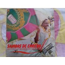 Lp Sambas Enredo Rio Grupo 1a Carnaval 85 Mangueira