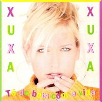 *cd Xuxa To De Bem Com A Vida 1996