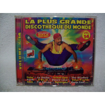 Cd La Plus Grande Discotheque Du Monde- Vol. 14- Importado