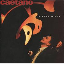 Cd Lacrado Caetano Veloso Prenda Minha Ao Vivo 1998