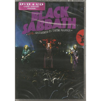 Black Sabbath-live Gathered In Their Masses Dvd+cd Novo Lacr
