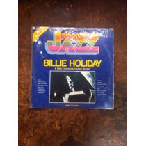 Lp Vinil Billie Holiday Gigantes Do Jazz
