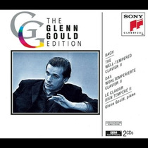 Cd Lacrado Duplo Importado The Glenn Gould Edition Bach 1993