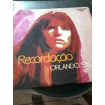Disco Raro, Orlando Silva - Recordação