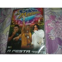 Dvd Collo De Menina-ao Vivo 2(a Festa)frete Grátis-novolacra