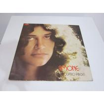 Simone, Lp Quatro Paredes, Emi-1974