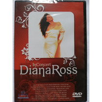 Dvd Diana Ross In Concert