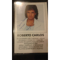 Fita K7 Roberto Carlos
