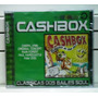 Funk Black Dance Cd Cash Box Classicas Dos Bailes Lacrado