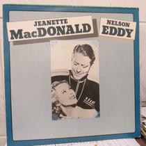 Lp Jeanette Macdonald Nelson Eddy 1984 Balalaika