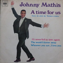 Johnny Mathis - Whoever You Are, I Love Compacto Vinil Raro
