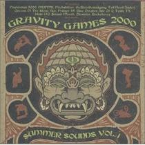 Cd Gravity Games 2000: Summer Sounds 1