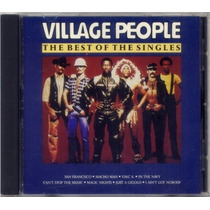 Cd Village People The Best Of The Singles/extended Dance Mix