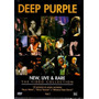 Dvd Deep Purple - New, Live & Rare Vol 1