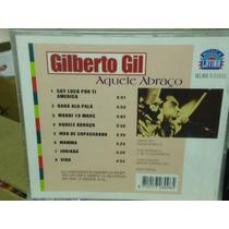 Gilberto Gil-aquele Abr-novo-original-lacrado-frete Gratis!!