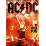 Dvd Ac/dc - Live At River Plate ( Lacrado )