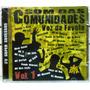 Dj Marlboro Apresenta Som Das Comunidades Voz Da Favela V.1