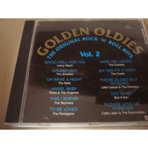 Cd Golden Oldies The Original Rock N