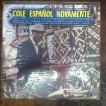 Lp Vinil Nat King Come Em Espanhol Novamente