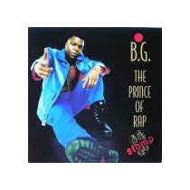 Bg The Prince Of Rap Stomp 12 Mix Dj Flash Hose Importado